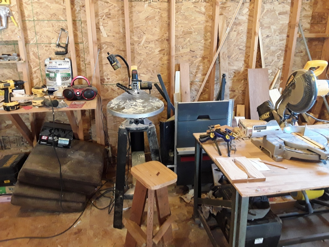 10 Things I Needed to Set up my Scroll Saw Workshop
